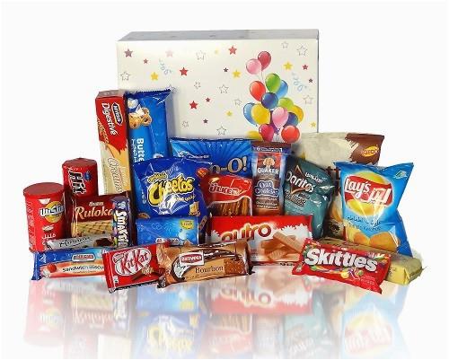 birthday fun gift box