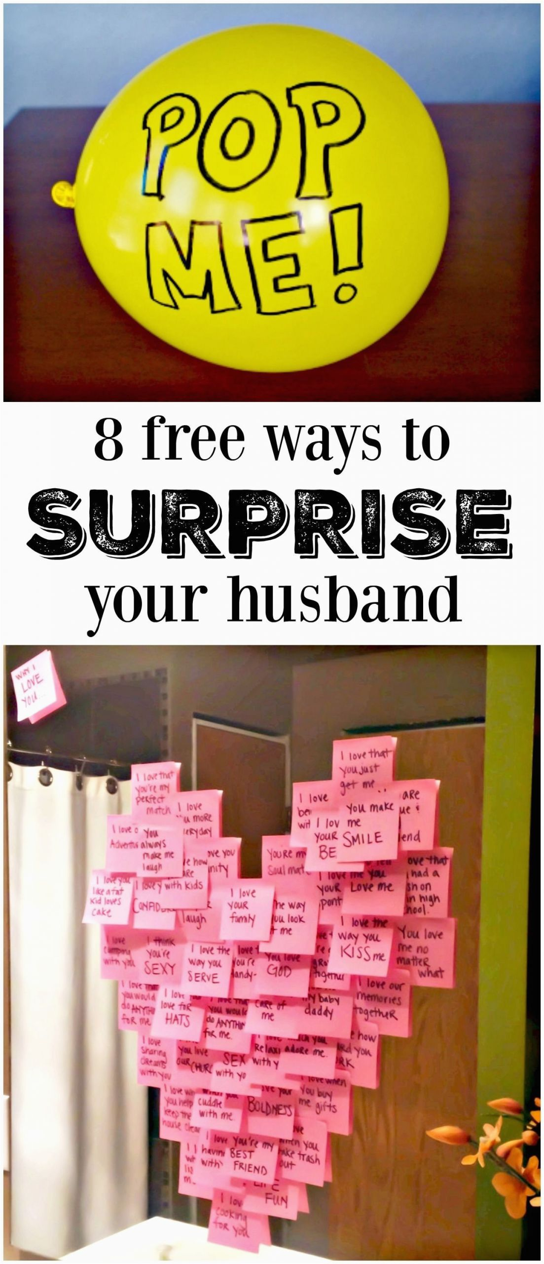 10 amazing creative birthday ideas for husband