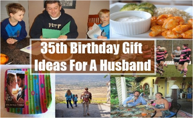 Birthday Gifts for Pregnant Wife From Husband 35th Birthday Gift Ideas for A Husband Yoocustomize Com