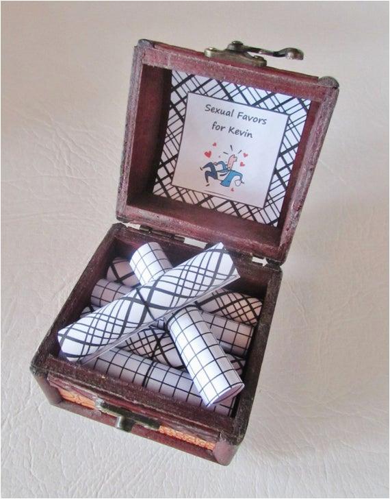 husband birthday gift idea sexual favors