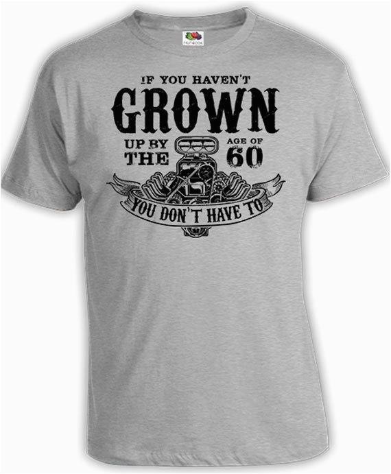 Birthday Gifts Male Age 60 60th Birthday Shirt 60th Birthday Gift Ideas Funny Birthday T