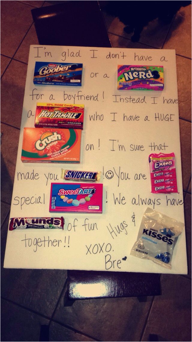 Birthday Ideas for Boyfriend On A Budget Did This for My Boyfriend for Our 1 Year Anniversary