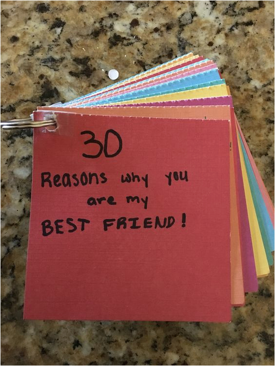 diy gift ideas for your best friend