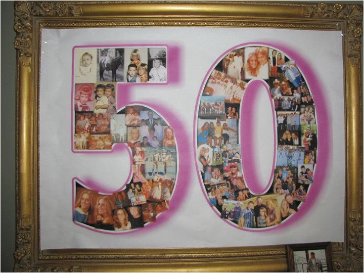 birthday gift ideas for sister 50th