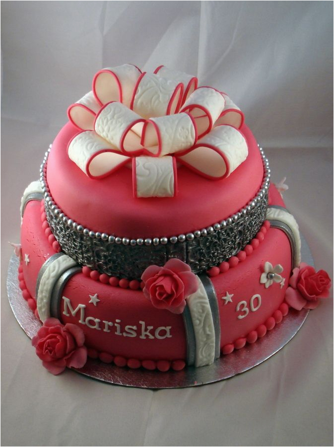 Great Birthday Gifts for 30 Year Old Woman Birthday Cake for 30 Year Old Women Birthday Cakes