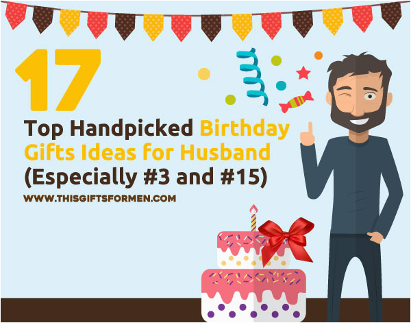 birthday gifts ideas for husband