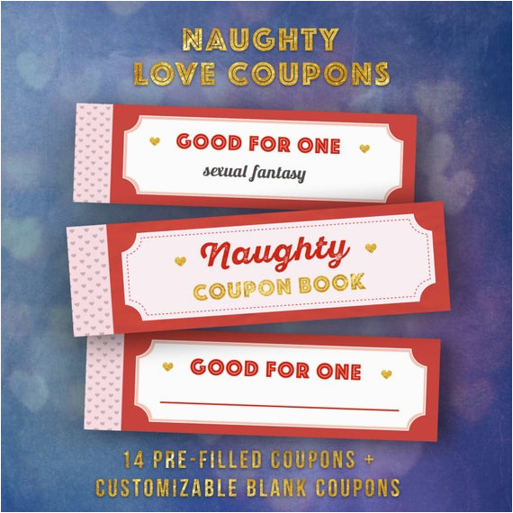 gift for boyfriend love coupon book gift