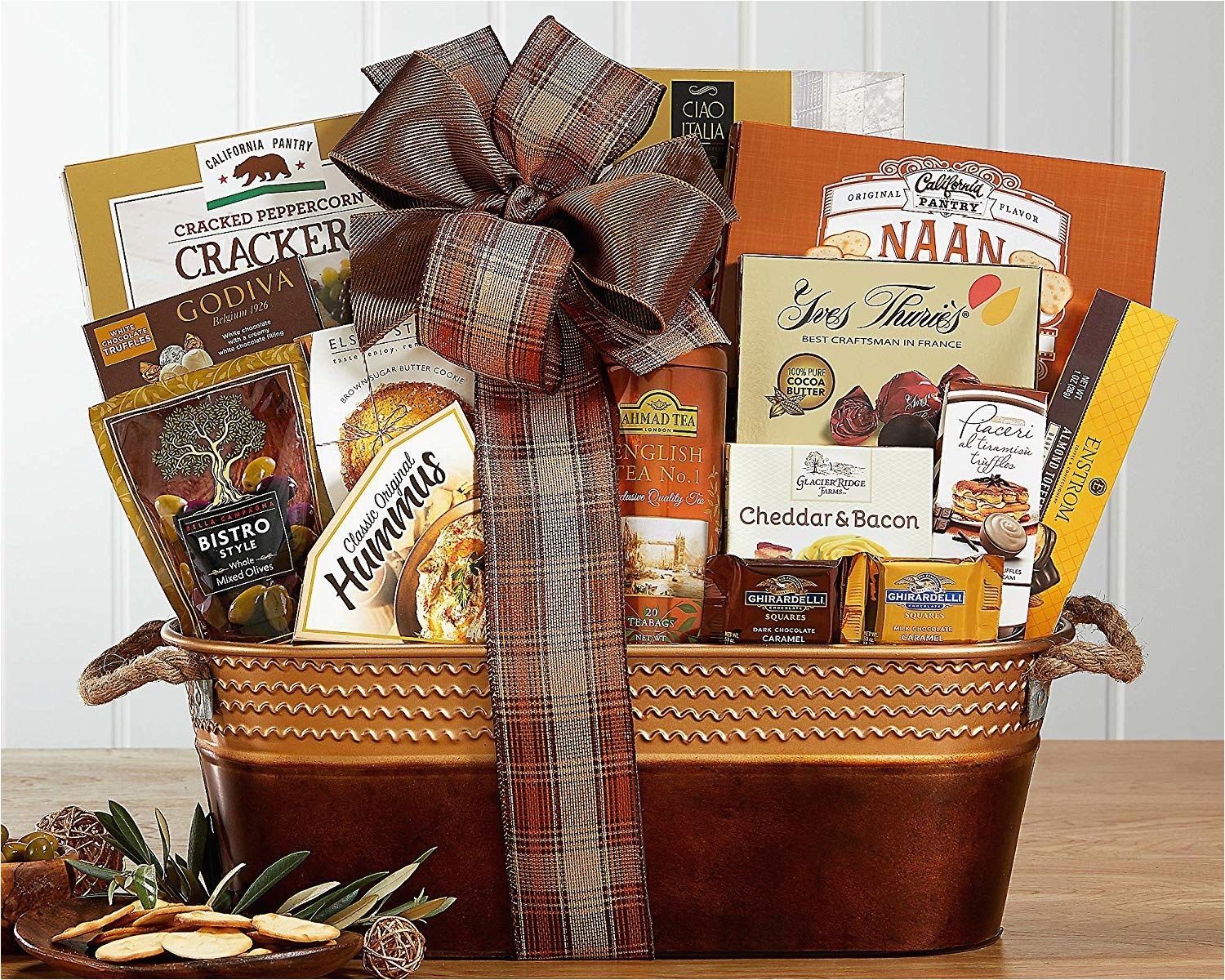 best places to order gift baskets online