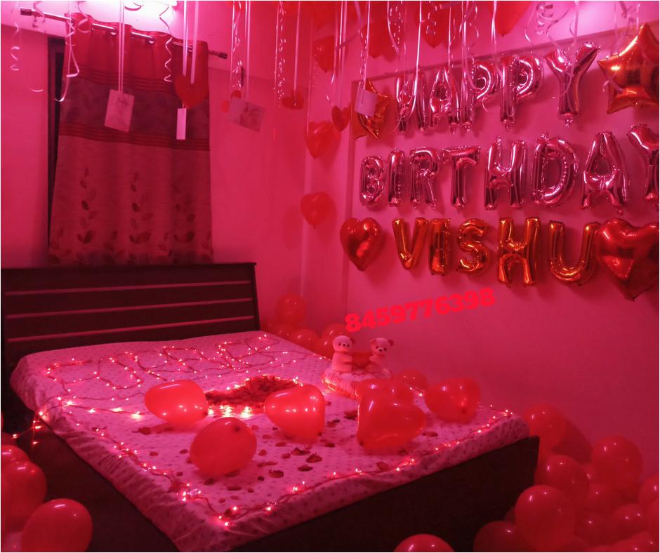 romantic decoration ideas for couples
