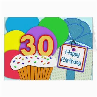 30th birthday for husband