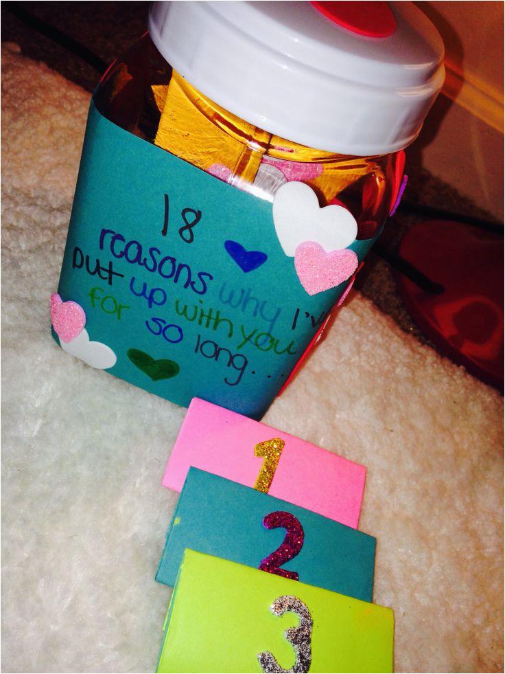 cute gifts boyfriend reasons why put long