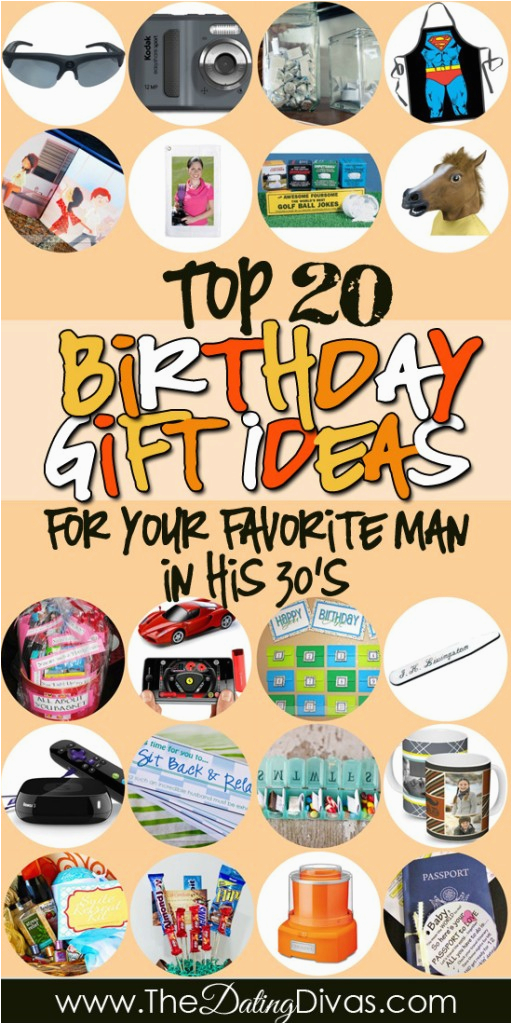 gift ideas for him on his birthday