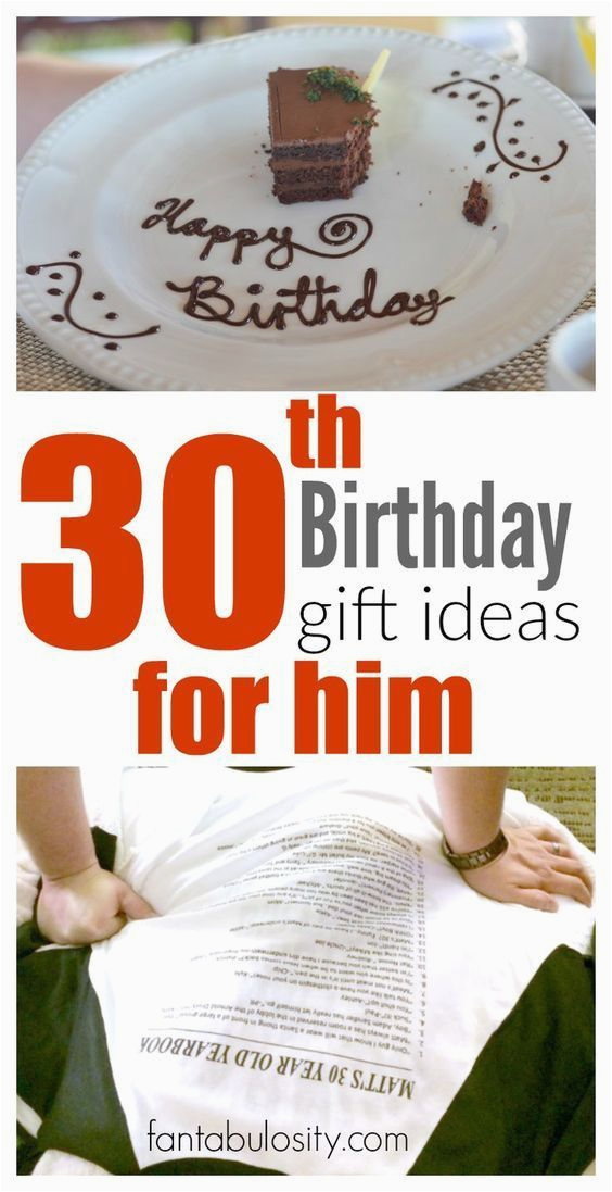 Top 30th Birthday Gifts for Him 30th Birthday Gift Ideas for Men Gift Shopping for A
