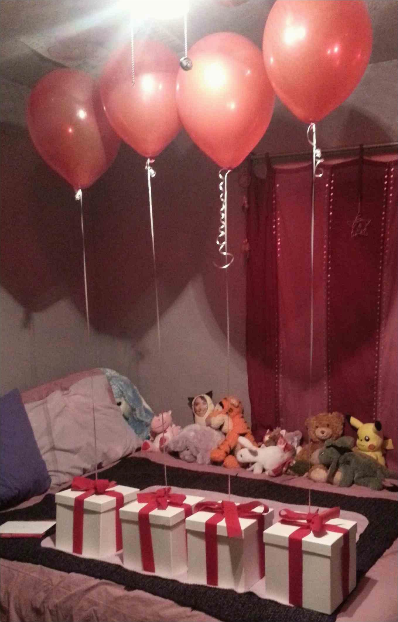 romantic birthday ideas for boyfriend