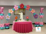 1 Year Baby Birthday Decoration 1st Birthday themes