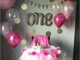 1 Year Baby Birthday Decoration Best 25 First Birthday Decorations Ideas On Pinterest