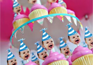 1 Year Old Birthday Party Decorations Elle Belle Creative One In A Flash The