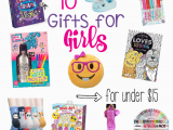 10 Year Old Birthday Girl Gift Ideas 10 Gifts for Girls for Under 15 Fun Squared