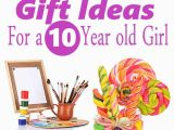 10 Year Old Birthday Girl Gift Ideas Gifts for 10 Year Old Girls Easy Peasy and Fun