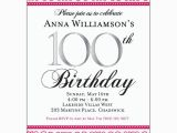 100 Birthday Invitation Cards 100th Birthday Invitation Wording First Birthday Invitations