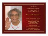 100 Birthday Invitation Wording 100th Party Invitations Add Your Photo 5 Quot X 7