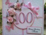 100th Birthday Card Ideas Especially for You Cards A 100th Birthday