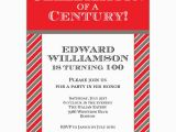 100th Birthday Invitation Wording Celebration Of A Century 100th Invitations Paperstyle