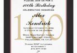 100th Birthday Invitations Ideas 100th Centennial Birthday Invitation Zazzle