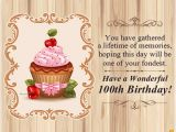 100th Birthday Presents for Him 100th Birthday Messages Dgreetings Com