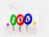 105th Birthday Card Centenarian Birthday Greeting Cards Card Ideas Sayings