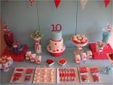 10th Birthday Girl Party Ideas Coolest Cupcakes Anya 39 S 10th Birthday Polka Dot Party