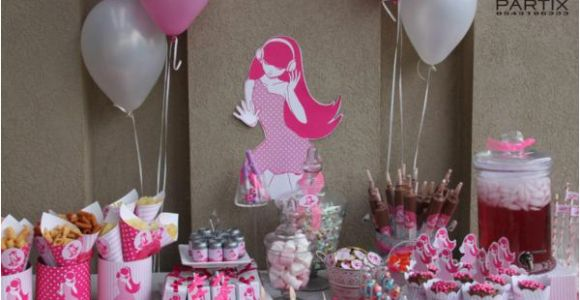 10th Birthday Girl Party Ideas Kara 39 S Party Ideas Pink Girl Tween 10th Birthday Party