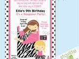 10th Birthday Invitation Quotes 10th Birthday Invitations Best Party Ideas