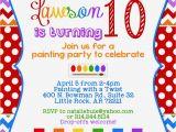 10th Birthday Party Invitation Wording Ideas 10th Birthday Invitation Best Party Ideas
