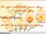 123 Free Birthday Cards for Friend for A Special Friend Free for Best Friends Ecards