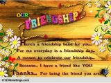 123 Free Birthday Cards for Friend for Our Friendship Free Friends forever Ecards