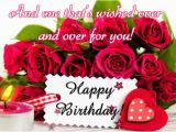 123 Free Birthday Cards for Niece Roses for someone Special Free Happy Birthday Ecards