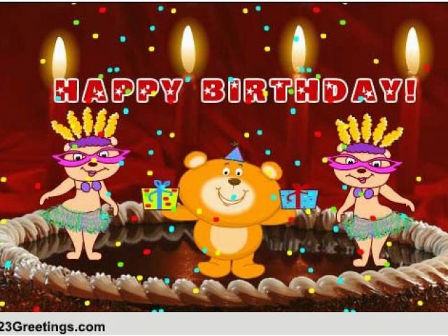 Download By SizeHandphone Tablet Desktop Original Size Back To 123 Free Birthday Greeting Cards With Music