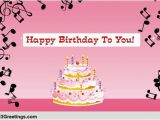 123 Singing Birthday Cards Hear the Birthday song Free songs Ecards Greeting Cards