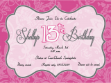 13 Year Old Birthday Party Invitations Printable Birthday Party Invitations for 13 Year Old