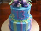 13th Birthday Cake Decorations 13th Birthday Cake Cake by Pamiam Cakesdecor