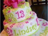 13th Birthday Cake Decorations 13th Birthday Cake Ideas for Girl A Birthday Cake