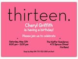13th Birthday Invitation Wording 13th Birthday Quotes for Boys Quotesgram