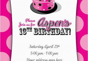 13th Birthday Invitation Wording Samples Zebra Print Cake Party Baby