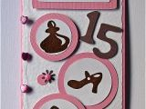 15 Year Old Birthday Card Craft This Pretty In Pink Teen Girl Birthday Card