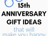 15th Birthday Gift Ideas for Her Crystal 15th Wedding Anniversary Gift Ideas for Her
