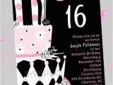 16 Birthday Invitation Wording Sweet Sixteen Invitation Wording Template Resume Builder