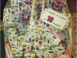 16 Gifts for 16th Birthday Girl A Tisket A Tasket A Sweet 16 Basket Filled with 16