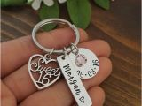 16 Gifts for 16th Birthday Girl Sweet 16 Keychain 16th Birthday Gift Personalized