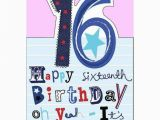 16th Birthday Card Boy 16th Birthday Card Boy